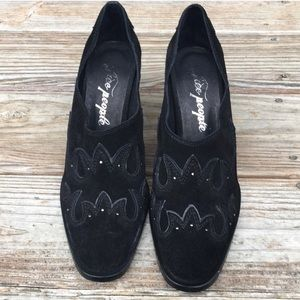 NWOT Free People Suede Shoes